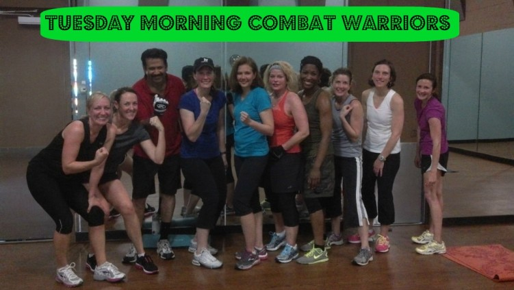 BODYCOMBAT WITH RX FITNESS LADY
