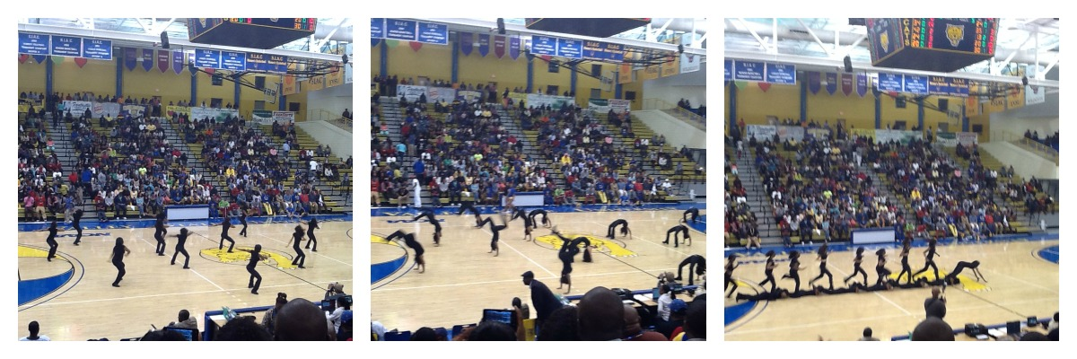 HALFTIME ENTERTAINMENT BY FORT VALLEY MIDDLE SCHOOL