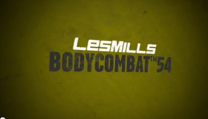 body combat 54 launch