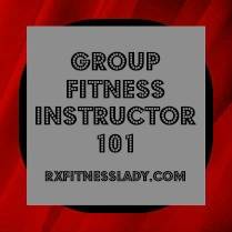 Group FIt Instructor Button