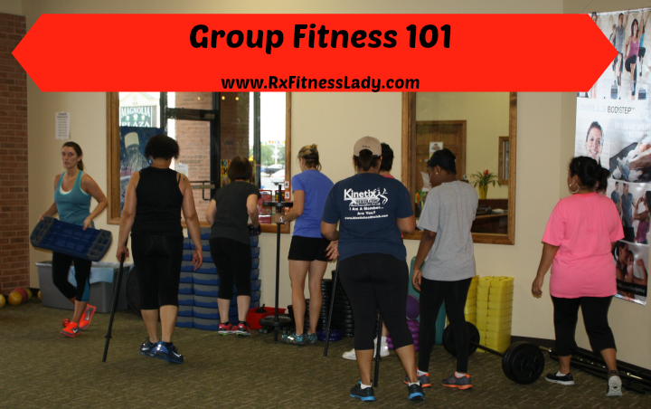 Group Fitness 101