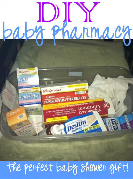 PFL DIY Baby Pharmacy