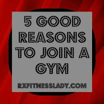 PFL Reasons to Join a Gym