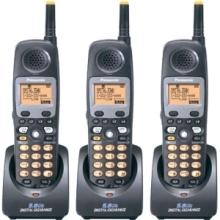 STATE OF THE ART CORDLESS PHONES THAT COST $599