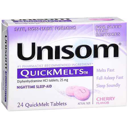 unisom-quickmelts-sleeping-aid-tablets