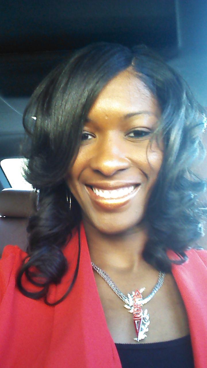 Smiling for PFL