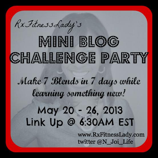 PFL Mimi Blog Challenge
