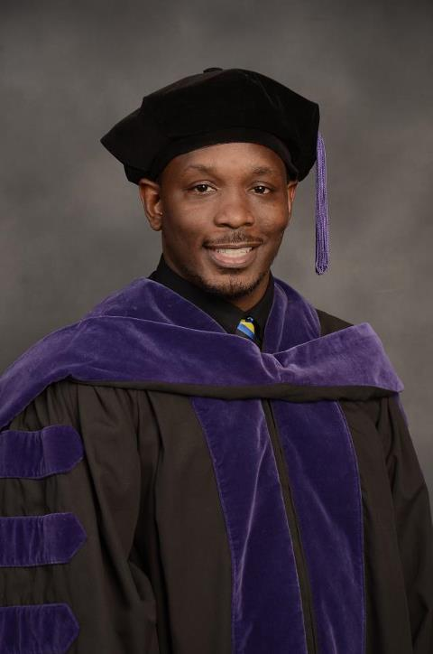 Andre' Lucas Juris Doctorate from Southern University Law Center