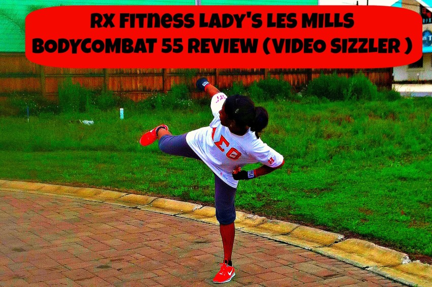 BODYCOMBAT 55 REVIEW