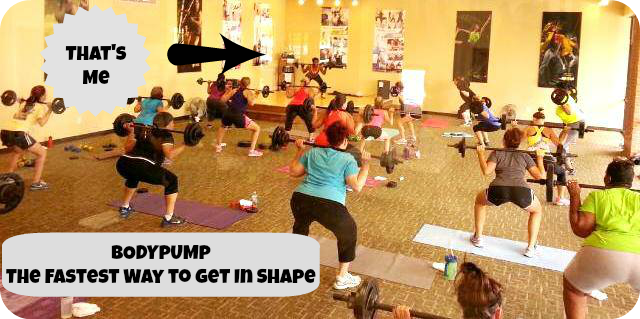 BODYPUMP @ RX FITNESS LADY