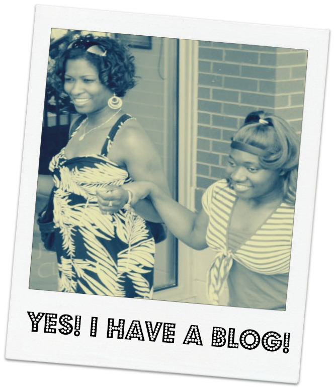 Yes, I Have A Blog
