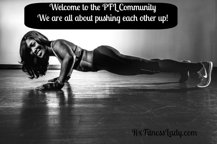 PFL Community Welcome