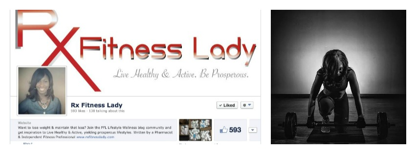 Rx Fitness Lady Facebook
