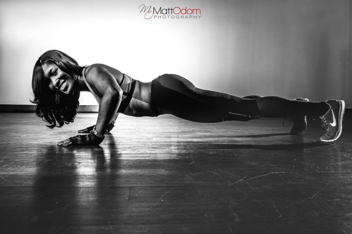 Rx Fitness Lady Push Up