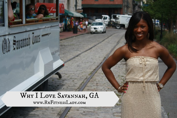 Savannah My Home Away From Home