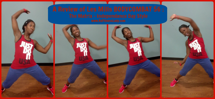 A Review of Les Mills BODYCOMBAT 56: The Matrix - Rx Fitness Lady