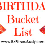 Birthday Bucket List Link Up – 33 Before 33