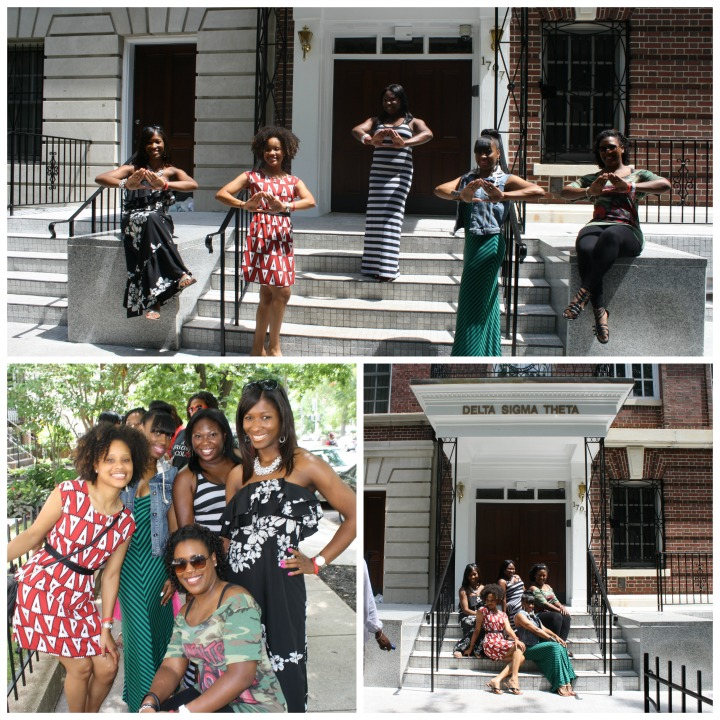 Delta Sigma Theta Sorority, Inc. Headquarters - Rx Fitness Lady