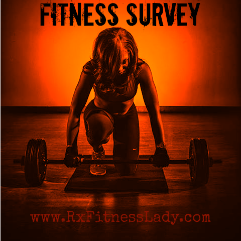 Act- Fit Friday - Fitness Survey