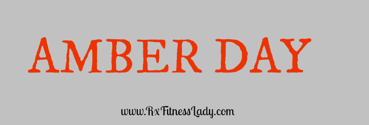 Amber Day - Rx Fitness Lady