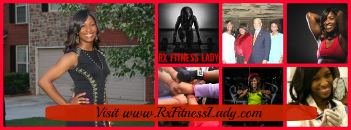 Rx Fitness Lady