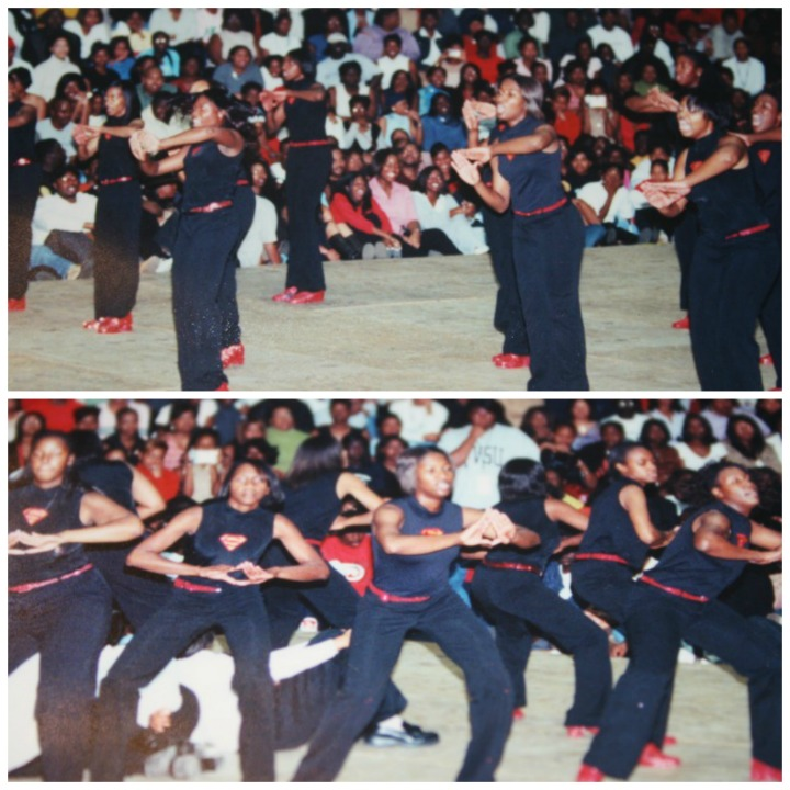 My First Homecoming Stepshow - Rx Fitness Lady