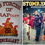 Throwback Thursday Ten Years: Senior-itis STOMP's the YARD