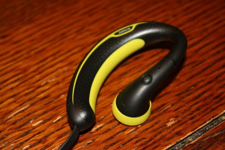 A Review of Jabra Sport Plus Wireless Headphones - Earpiece