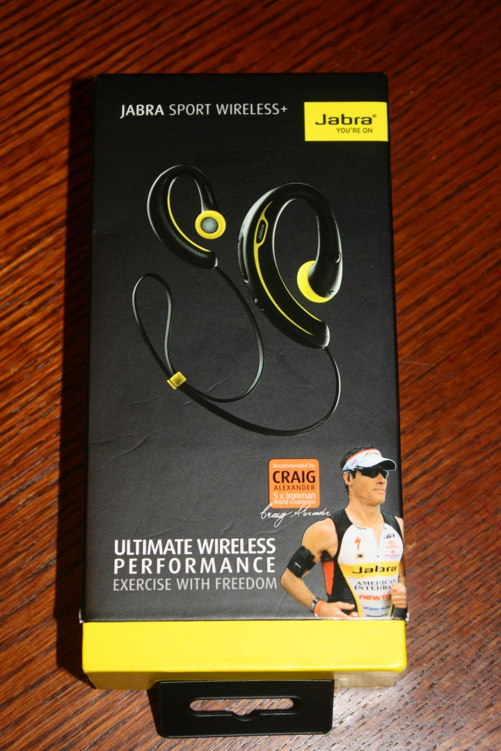 A Review of Jabra Sport Plus Wireless Headphones #SetSoundFree  - Rx Fitness Lady