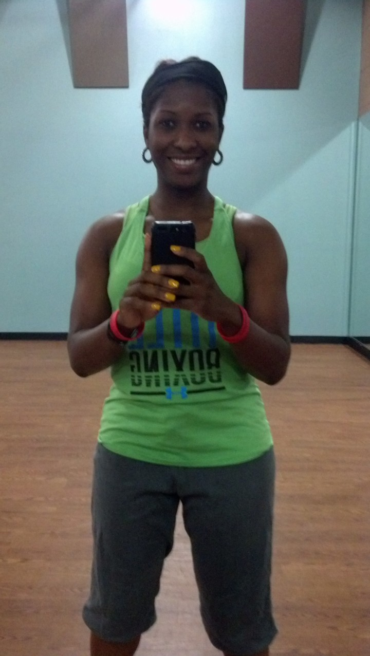BODYCOMBAT - Rx Fitness Lady