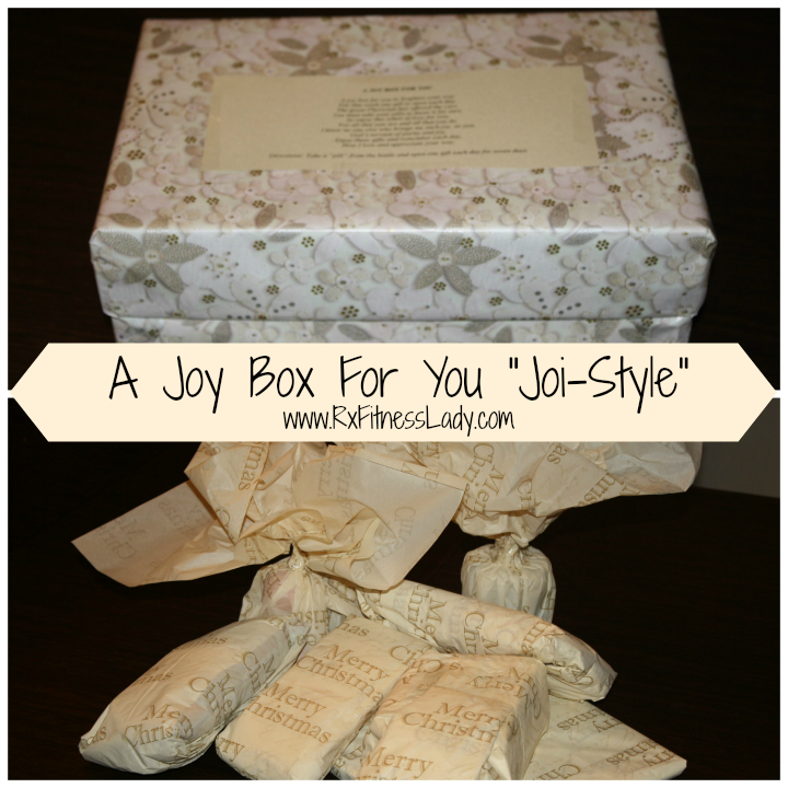 A Joy Box For You Joi-Style