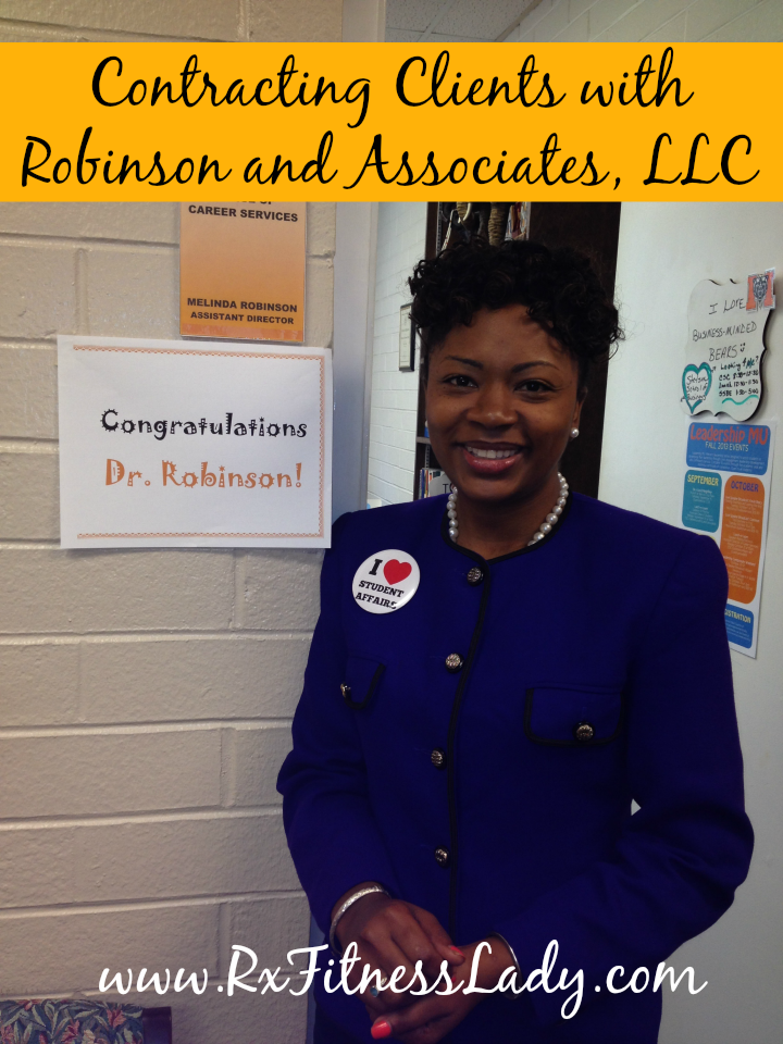 Contracting Clients with Robinson and Associates, LLC