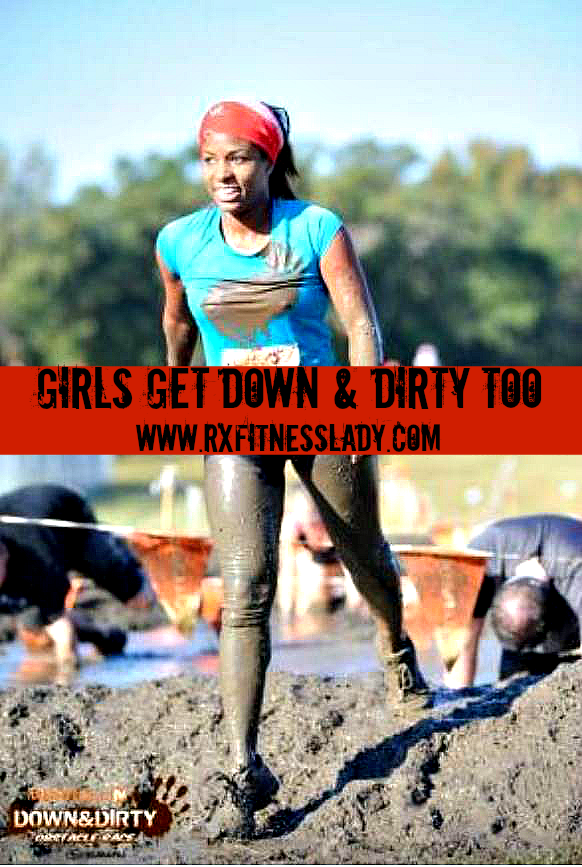 Girls Get Down & Dirty TOO