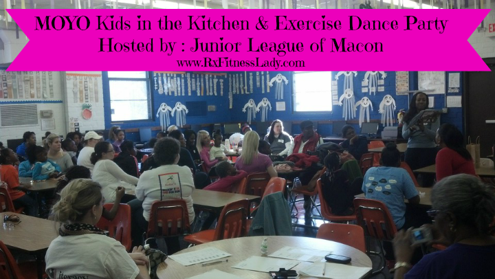 MOYO Kids in the Kitchen & Exercise Dance Party