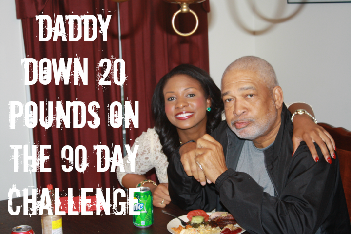 Daddy on the 90 Day Challenge