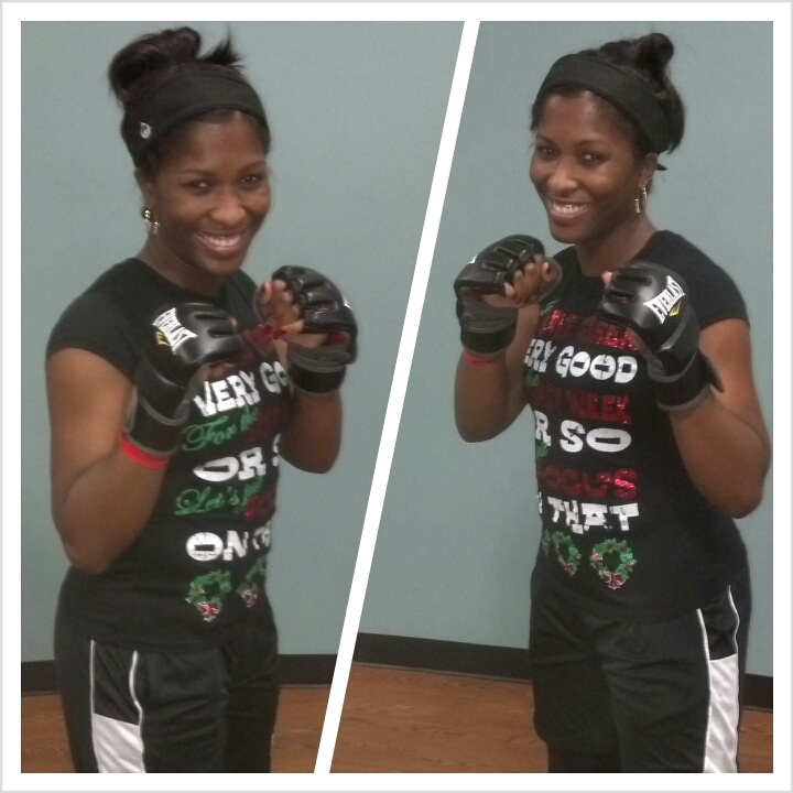 Everlast MMA Gloves - Rx Fitness Lady