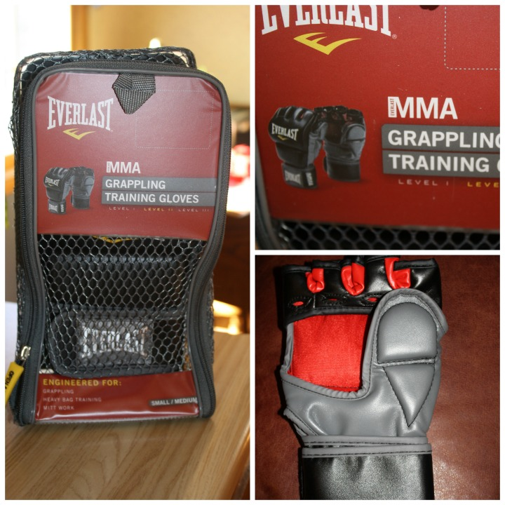 Everlast MMA Grappling Training Gloves - Rx Fitness Lady
