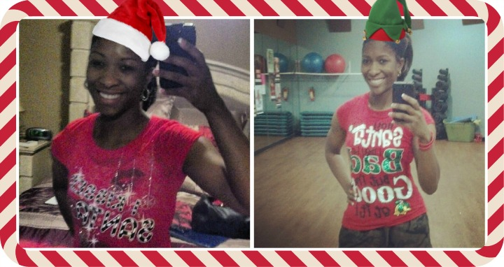 Fitness in the Christmas Spirit