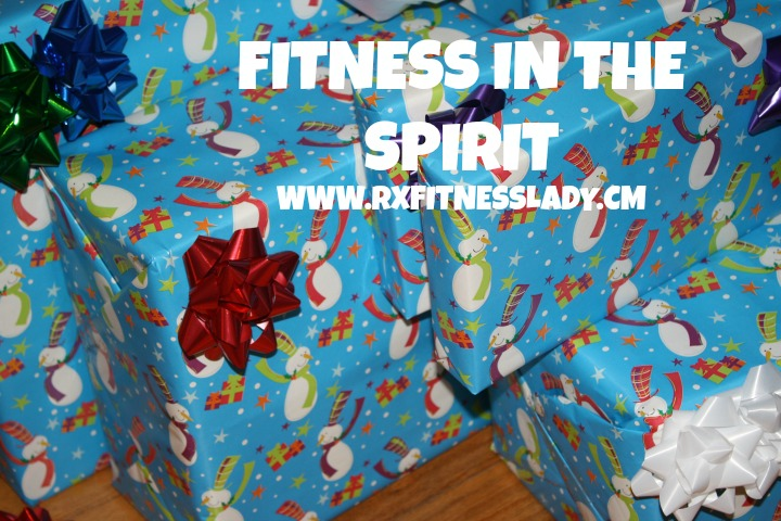Fitness in the Spirit - Rx Fitness Lady