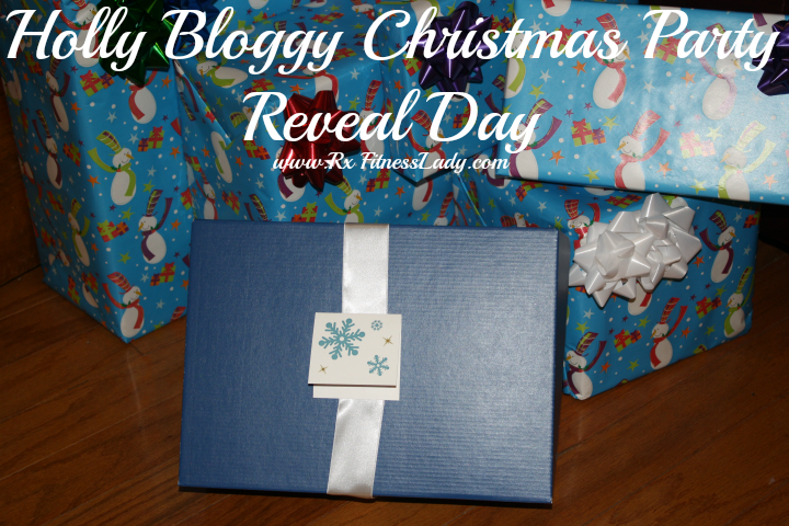 Holly Bloggy Christmas Party Reveal Day
