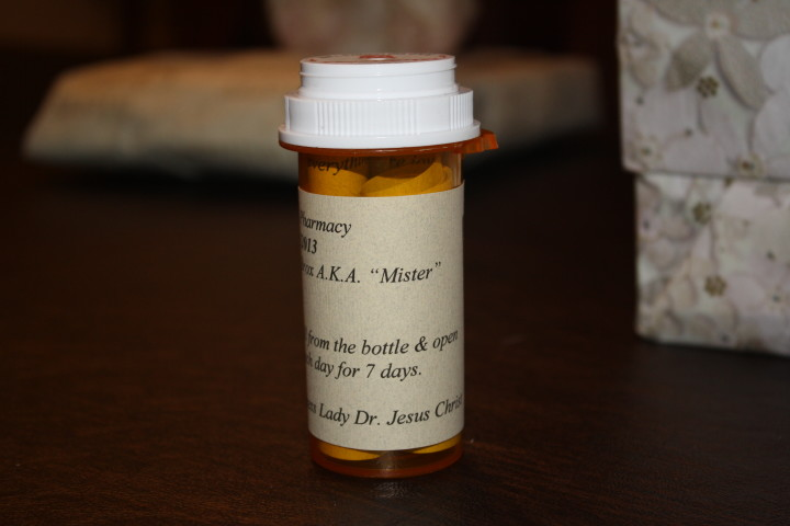 Joy Box Label
