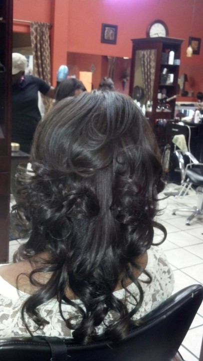 I'm Sew In Love - Hairstyle