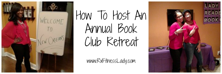 How To Host An Annual Book Club Retreat
