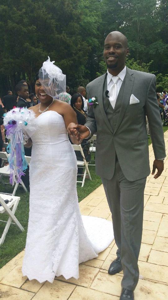 Chrissie Wedding