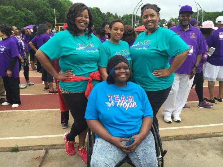 Lupus Walk