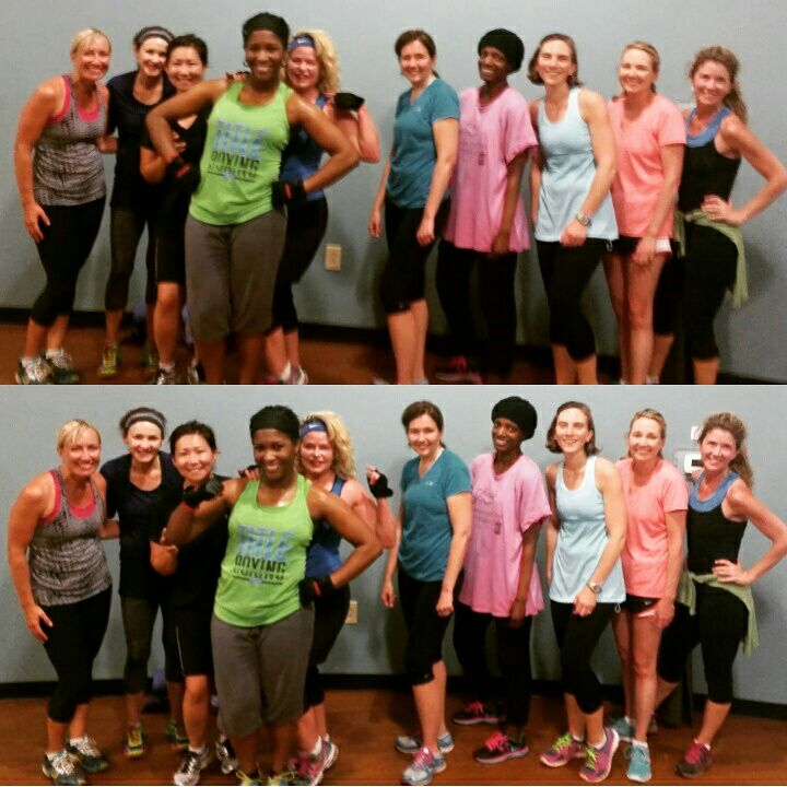 Tuesday BODYCOMBAT Warriors
