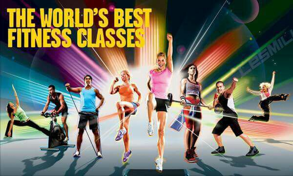 Les Mills Group Classes - Rx Fitness Lady