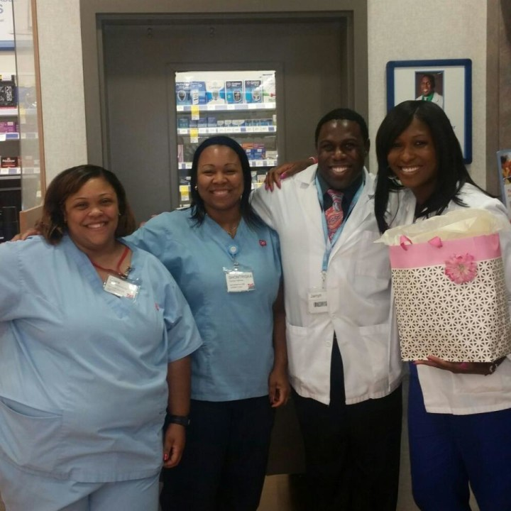 M'Ville Pharmacy Staff