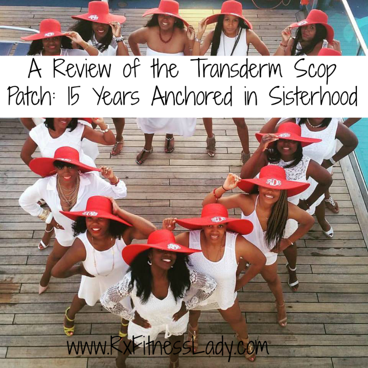 A Review of the Transderm Scop Patch 15 Years Anchored in Sisterhood