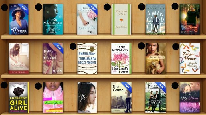 RLR Bookshelf
